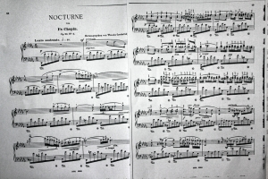 A favourite Chopin Nocturne finally gets some playing time.